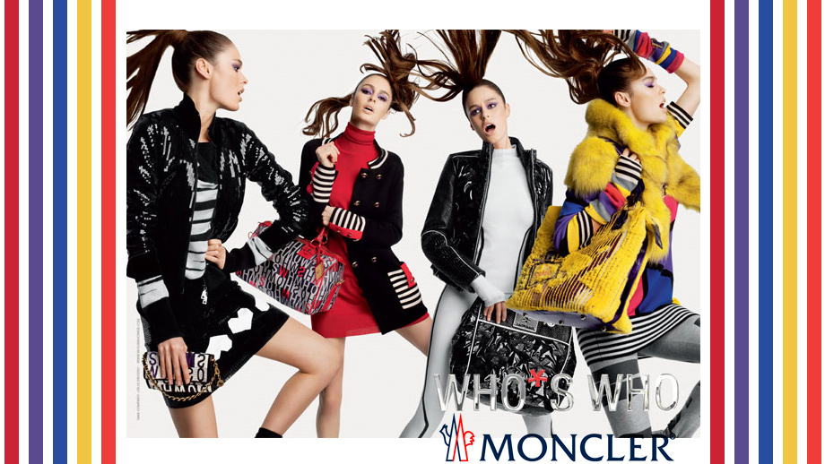 Who`s who&Moncler