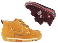 Luxe kids shoes