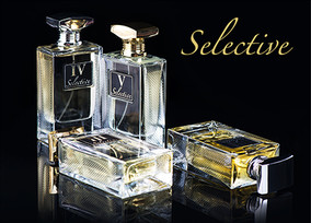 Selective, Crystal Collection