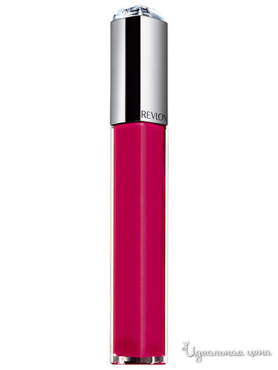 Помада-блеск для губ Ultra Hd Lip Lacquer REVLON, цвет garnet 500