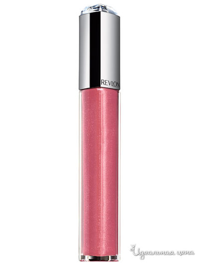Помада-блеск для губ Ultra Hd Lip Lacquer REVLON, цвет rose quartz 530