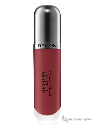 Помада для губ Ultra Hd Matte Lipcolor REVLON, цвет kisses 655