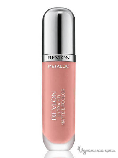 Помада для губ Ultra Hd Matte Lipcolor, тон 690 REVLON, цвет gleam